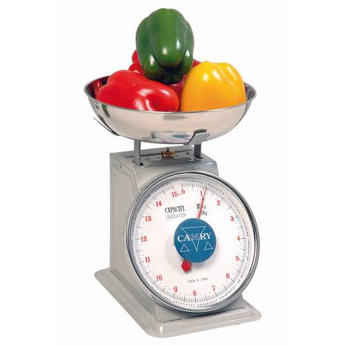 Portion Scale Mechanical-15Kg(With Bowl)