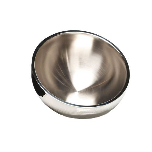 S/Steel Bowl Dual Angle - 300Mm