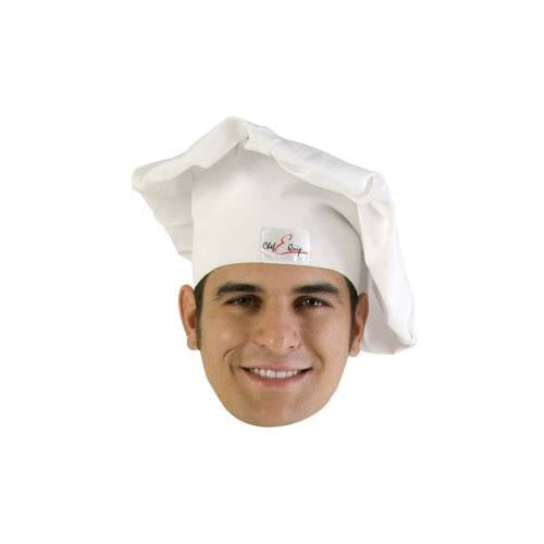 Chefs Uniform - Chefs Poly Cotton Hat