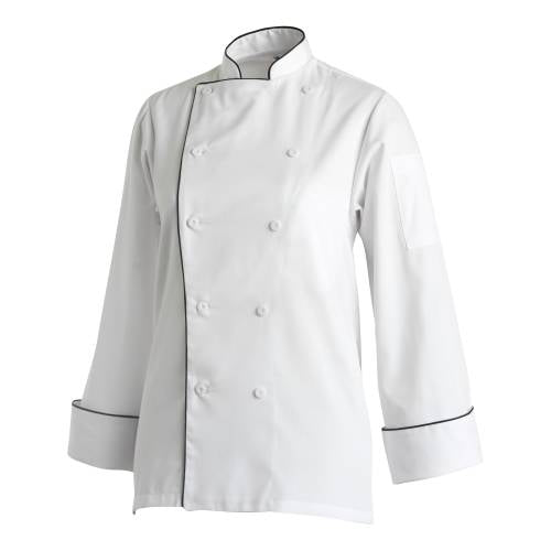 Chefs Uniform Ladies Basic Jacket - X Large