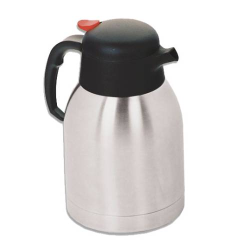 Vacuum Flask S/Steel Insulated - 1.5Lt