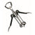 Wing Type Wine Opener - (Chrome)