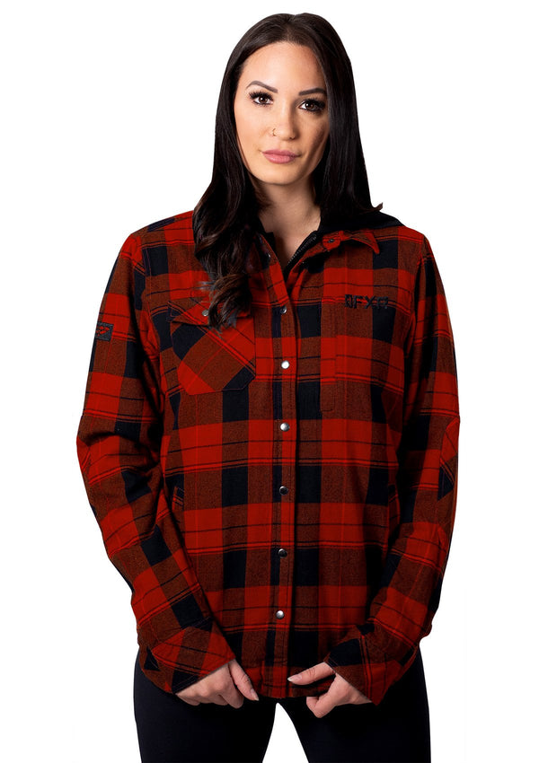 Chemise Timber Plaid