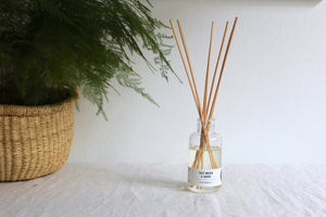 salt water & agave reed diffuser