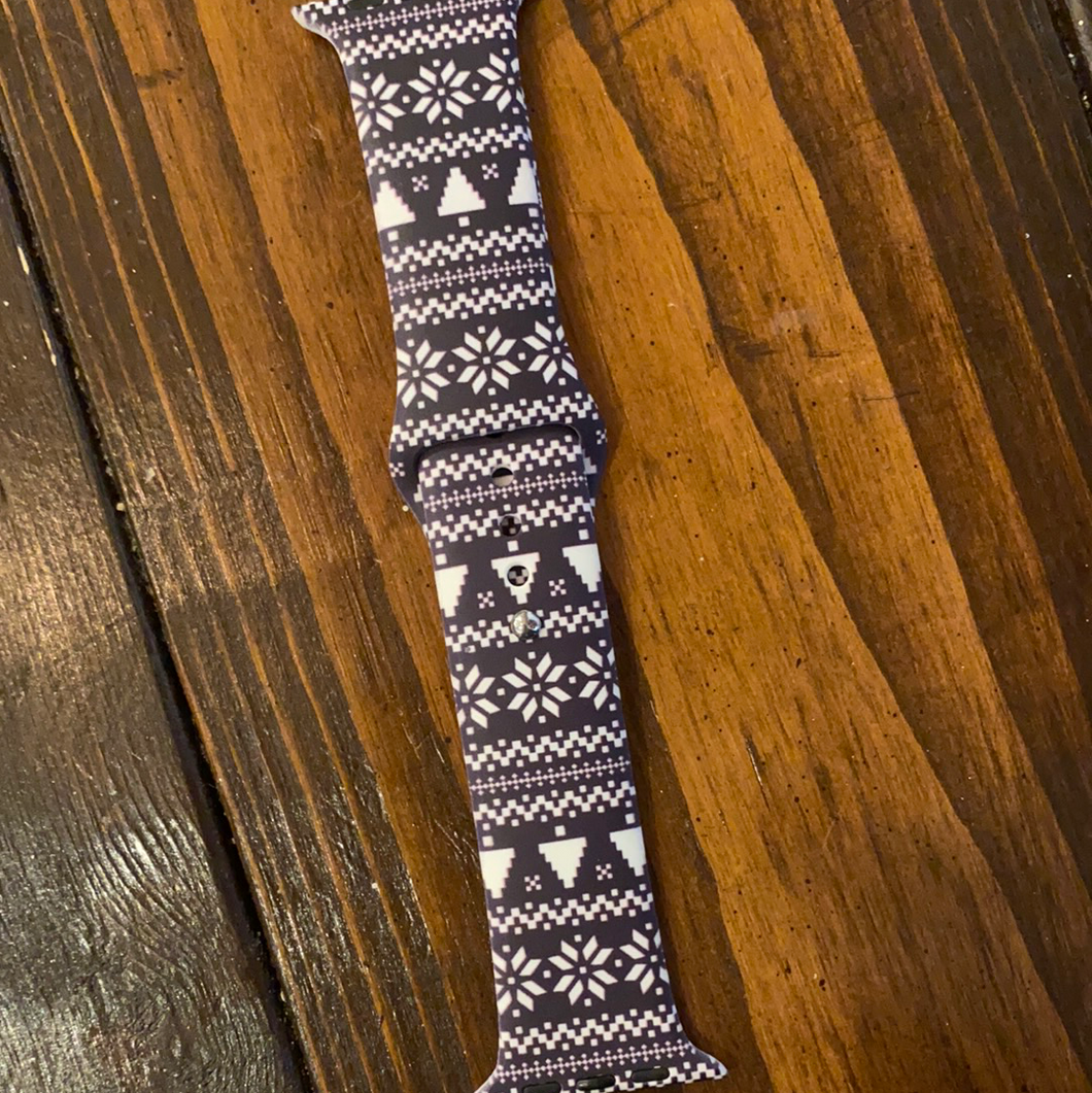 Holiday Apple Watch Band