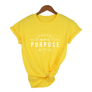 Purpose Tee - Ever Ethereal