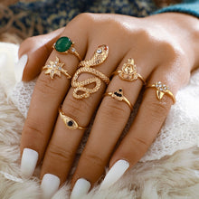 Load image into Gallery viewer, Snake Charmer Rings - Ever Ethereal