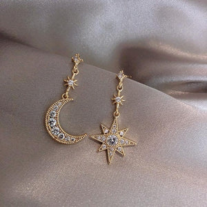 Lune Earrings - Ever Ethereal