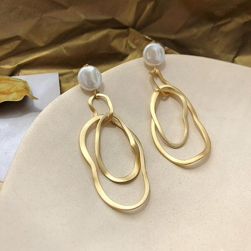 Pearlescent Earrings - Ever Ethereal