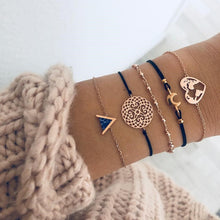 Load image into Gallery viewer, Good Vibes Bracelet - Cobalt Edition - Ever Ethereal