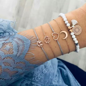 Good Vibes Bracelet - Ever Ethereal