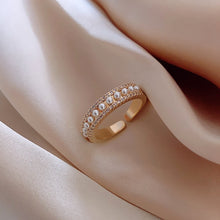 Load image into Gallery viewer, Perfect Pearl Ring - Ever Ethereal