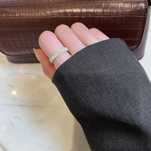 Perfect Pearl Ring - Ever Ethereal