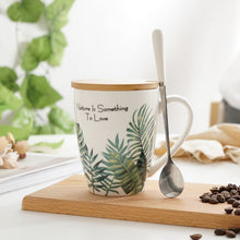 Load image into Gallery viewer, Monstera Mug - Ever Ethereal