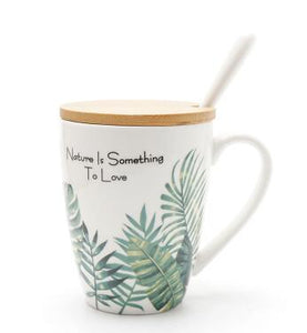 Monstera Mug - Ever Ethereal