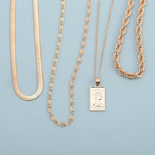 Load image into Gallery viewer, Portrait Necklace - Ever Ethereal