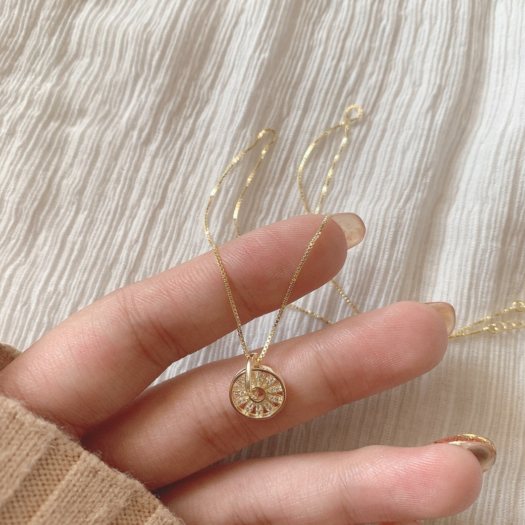 Compass Necklace - Ever Ethereal