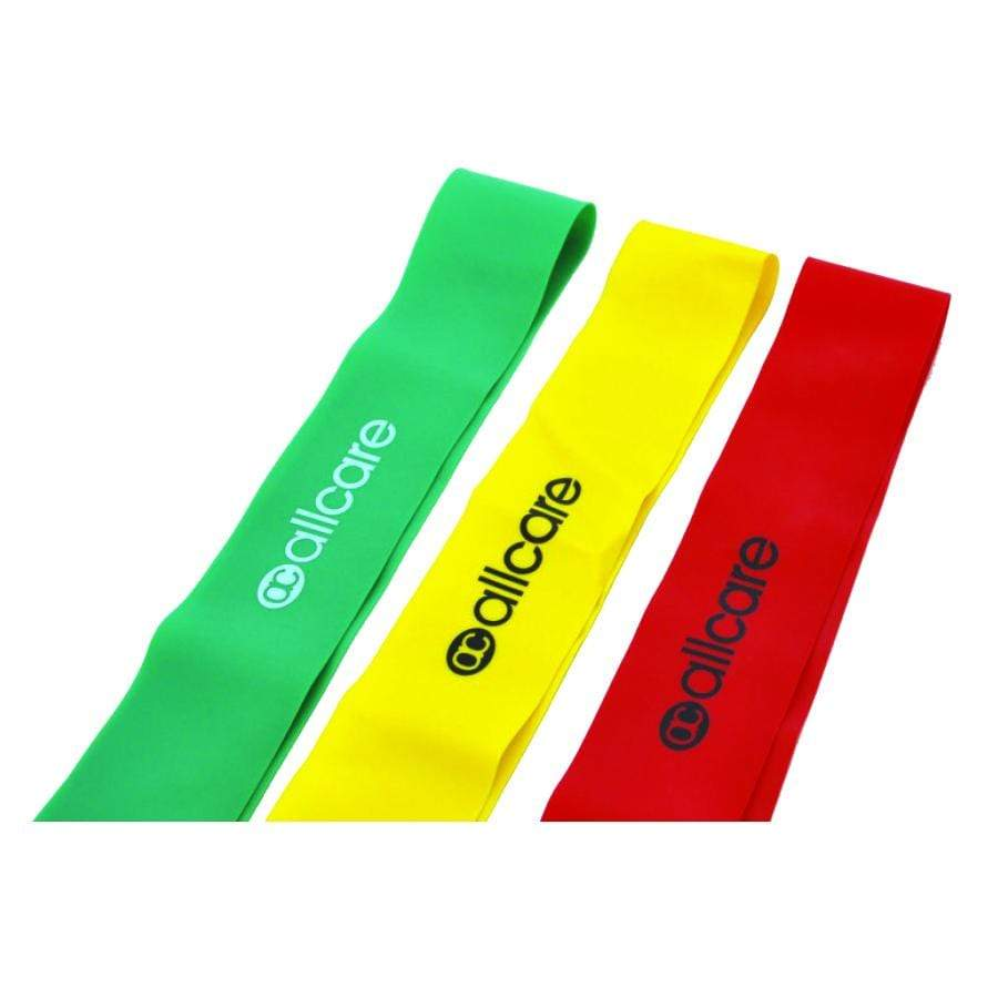 ALLCARE EXERCISE BAND LOOPS