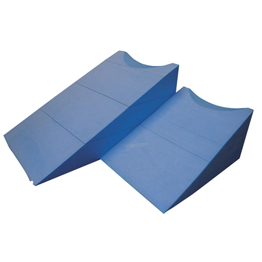 ALLCARE FOAM WEDGE PILLOWS - SUPPORTING ANKLES, KNEES, WRISTS AND OTHER LIMBS