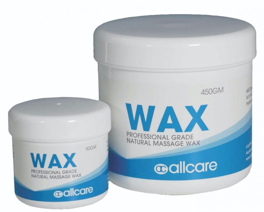 ALLCARE WAX - MASSAGE WAX UNSCENTED