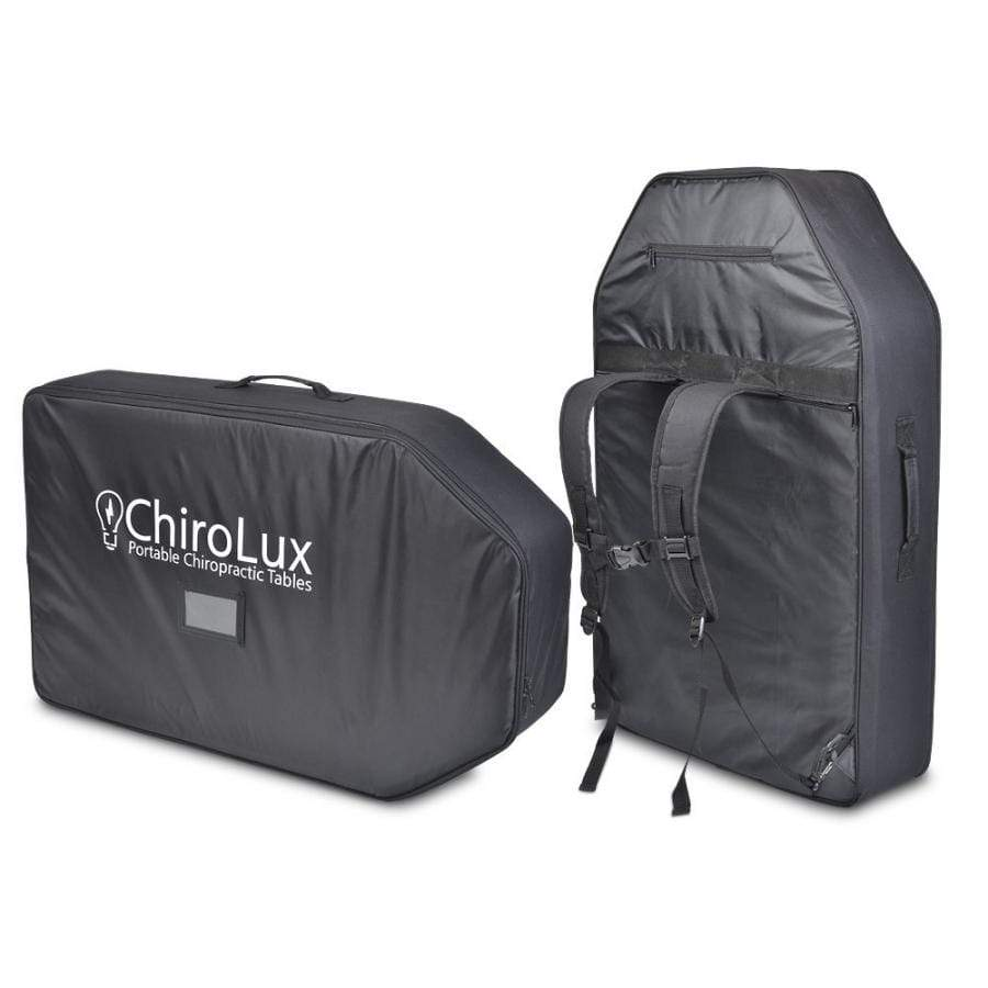 CHIROLUX PLUS TABLE - INCLUDES CARRY BAG