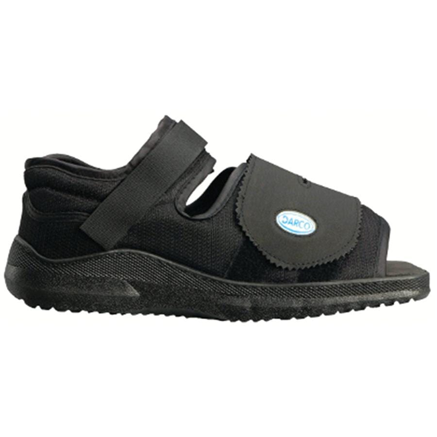 DARCO MEDICAL SHOE IDEAL FOR POST SURGERY AND ACCOMMODATING INJURY