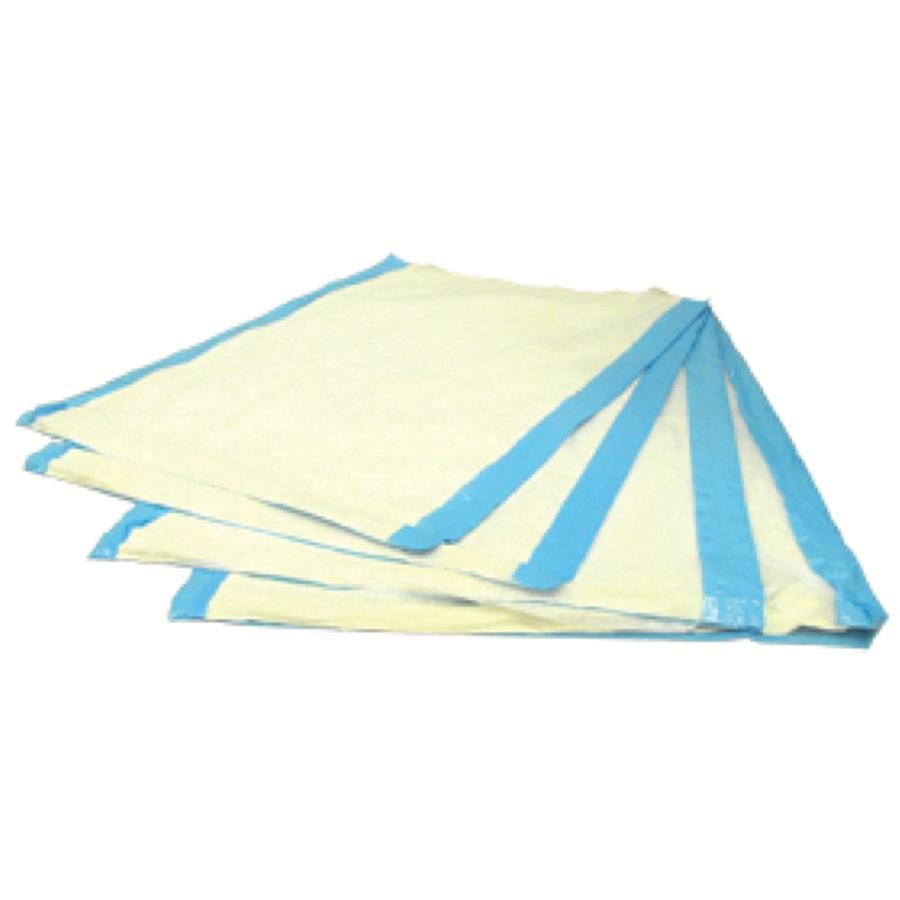 ECONOMY UNDERPADS 5-PLY 43X60CM PACKET 50