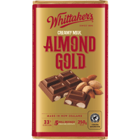 Whittakers 250gm Block of chocolate