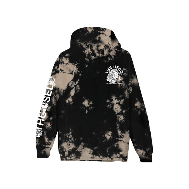 Far From Lonely Dye Hoodie