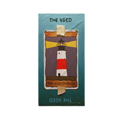 The Lighthouse Beach Towel