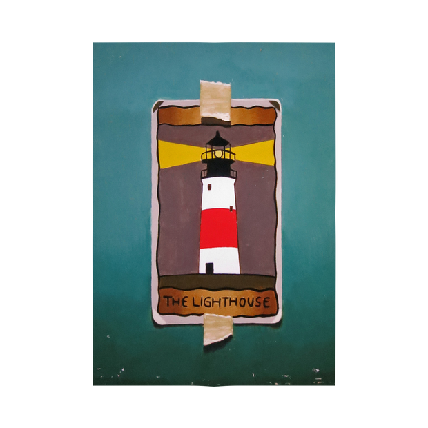 Matt Hurtado - The Lighthouse Poster