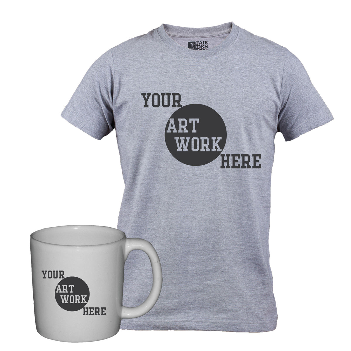 Custom T-Shirts and Mugs