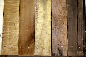 Treated Pallet Wood