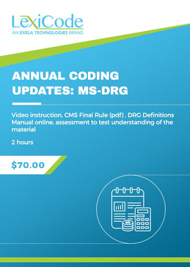 FY2021 Coding Updates: MS-DRG