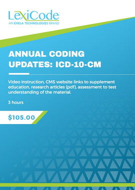 FY2021 Coding Updates: ICD-10-CM