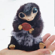 Load image into Gallery viewer, Baby Niffler posable art toy