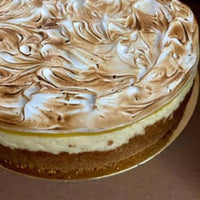 Limon Mereng Cheesecake