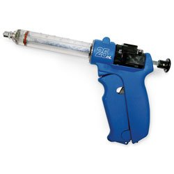 NJ Phillips 25ml Semi-Automatic Injector - PLASTIC Front Squeeze