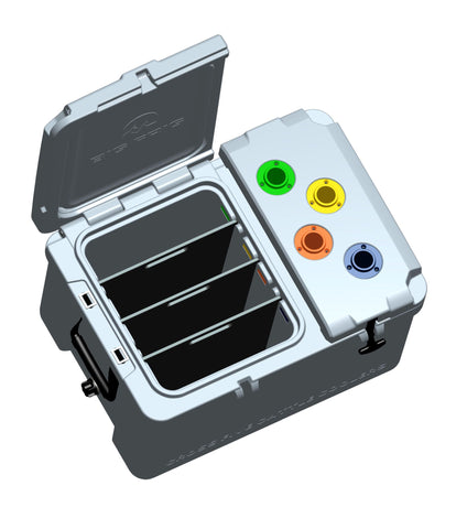 4 Holster Ranch Hand Vaccination Cooler - Backordered until February 2021