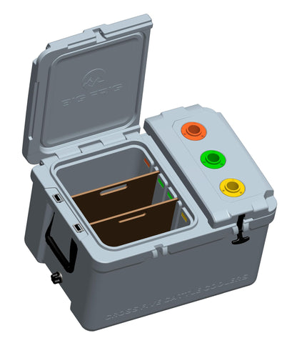 3 Holster Ranch Hand Vaccination Cooler - BACKORDERED UNTIL 6/2021
