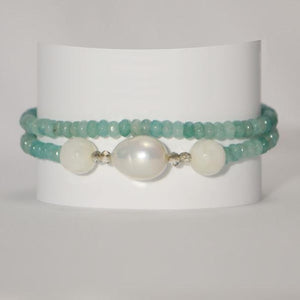 Aquamarine Necklace/Bracelet