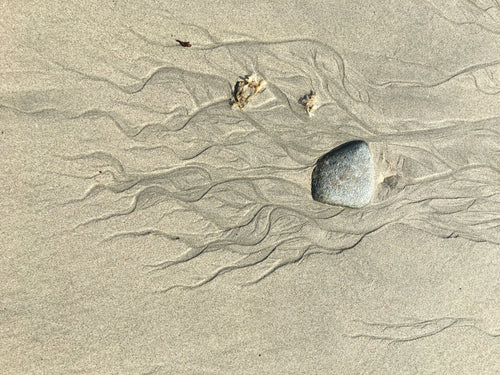 SAND ETCHINGS