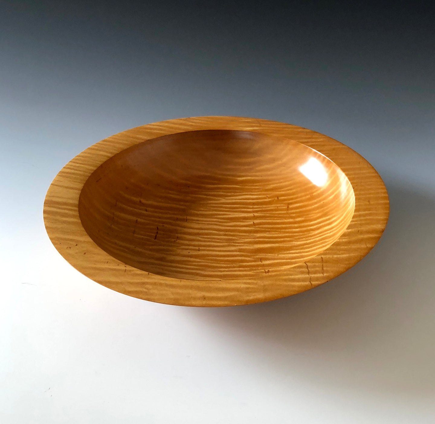 TIGER MAPLE BOWL