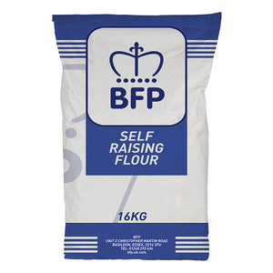 BFP Self Raising Flour -  16KG