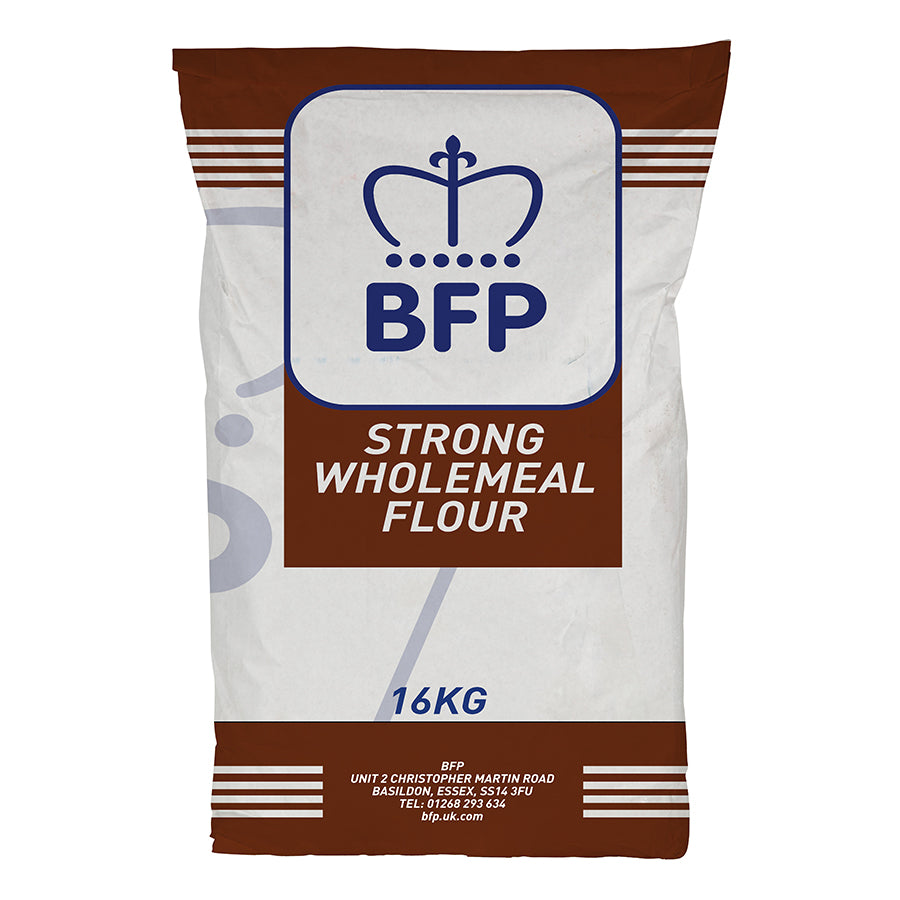 BFP Wholemeal Strong Flour - 16KG
