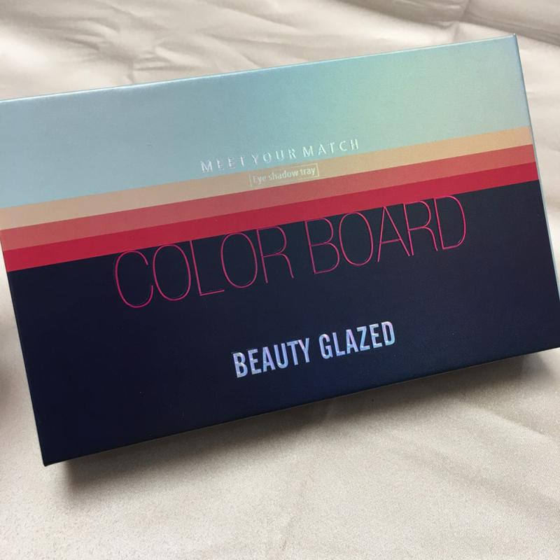 BEAUTY GLAZED COLOR BOARD