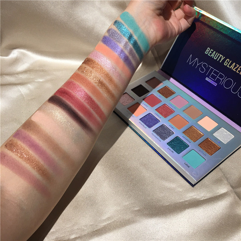 BEAUTY GLAZED MYSTERIOUS PALETTE