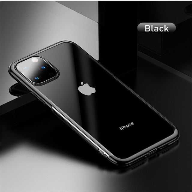 BASEUS - IPHONE 11/11 PRO/11 PRO MAX LUXURY PHONE CASES