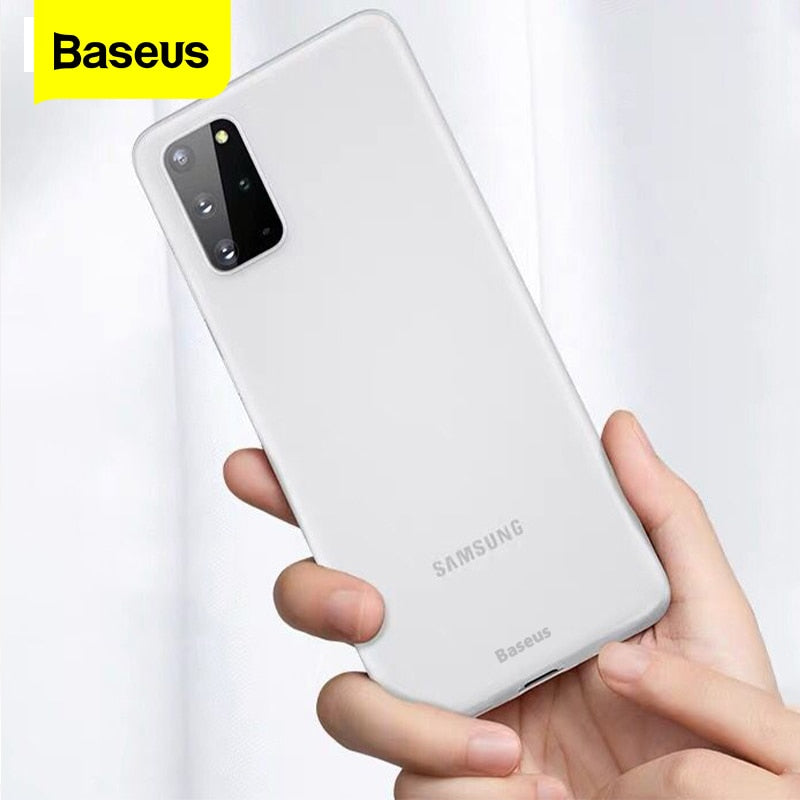 BASEUS - S20/S20+ LUXURY PHONE CASES