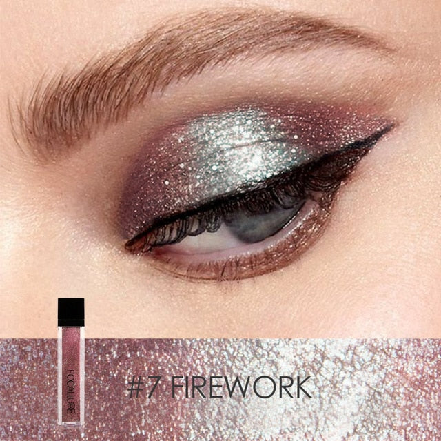 FOCALLURE - LIQUID SHIMMER EYESHADOW